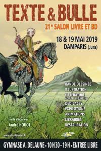 Affiche Damparis 2019