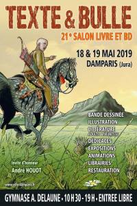 Affiche Damparis 2019